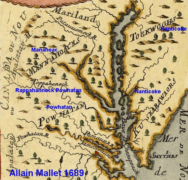 Maryland Native Plants: Nanticoke Native Tribe Portal Websites